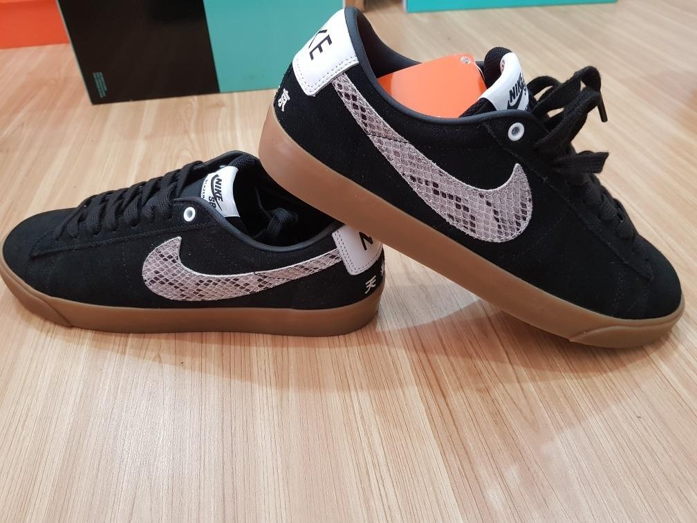 Zapatillas Nike Sb Zoom Blazer Low Gt Os Talle Us 9.5, 42arg