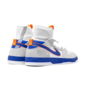 43ec5a2677bf1 Zapatillas Nike Dunk High Blancas - Zapatillas en Mercado Libre ...