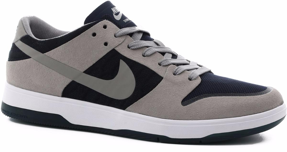 size 40 fb904 84c5c zapatillas nike sb zoom dunk low elite gris azul originales. Cargando zoom.