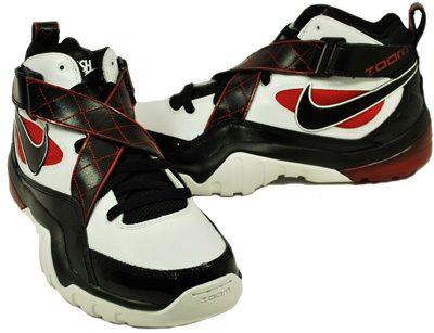 &zapatillas nike sharkalaid  talla 9.5 us &-27.5cm exclusiva