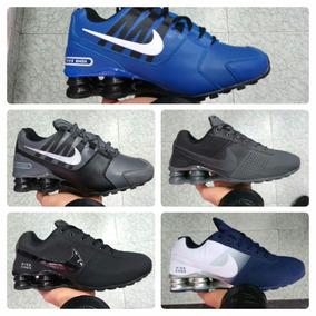 8cf7f5054 Últimos Diseños En Tenis Nike Shox 5 Resortes Para Hombre - Tenis en ...