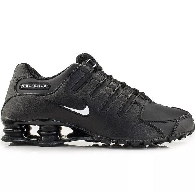 best loved 79bb8 c74b9 zapatillas nike shox nz eu 501524 091 hombre moda negro