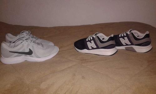 zapatillas nike sin uso muy cómodas