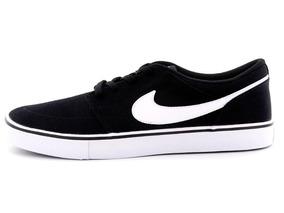la mejor actitud be768 ff316 Zapatillas Nike Skateboarding Portmore 2 Negras Original 010