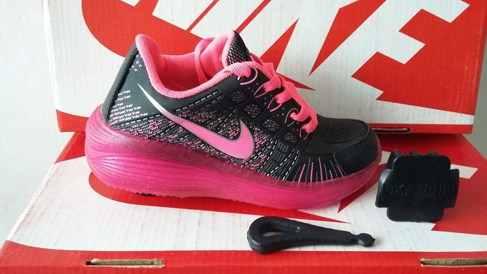 zapatillas nike luces