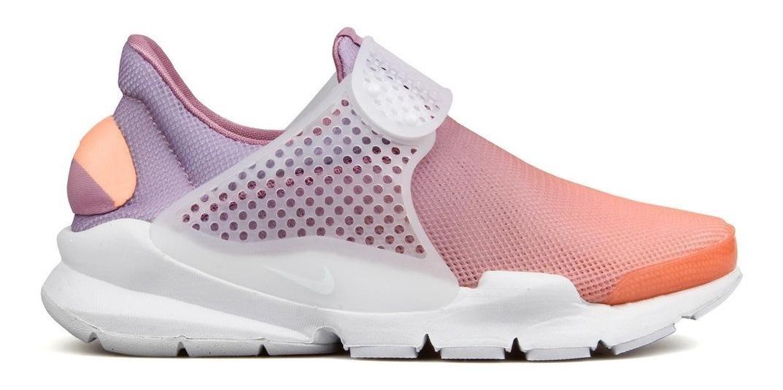 Dart 2017 Mujer Sock Pink Zapatillas Br Nike BordeEQCWx
