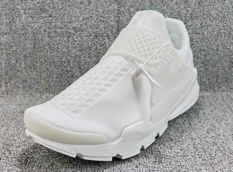 quality design 97459 baef8 Zapatillas Nike Sock Dart Triple White Unisex