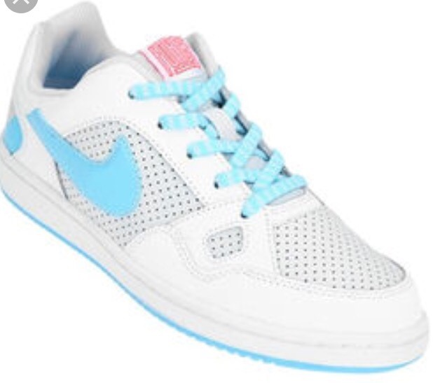 zapatillas nike son of force nueva c/etiqueta y caja 33.5