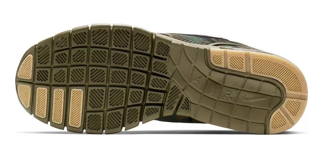 Zapatillas Nike Stefan Janoski Max Hombre Camuflado vulkano