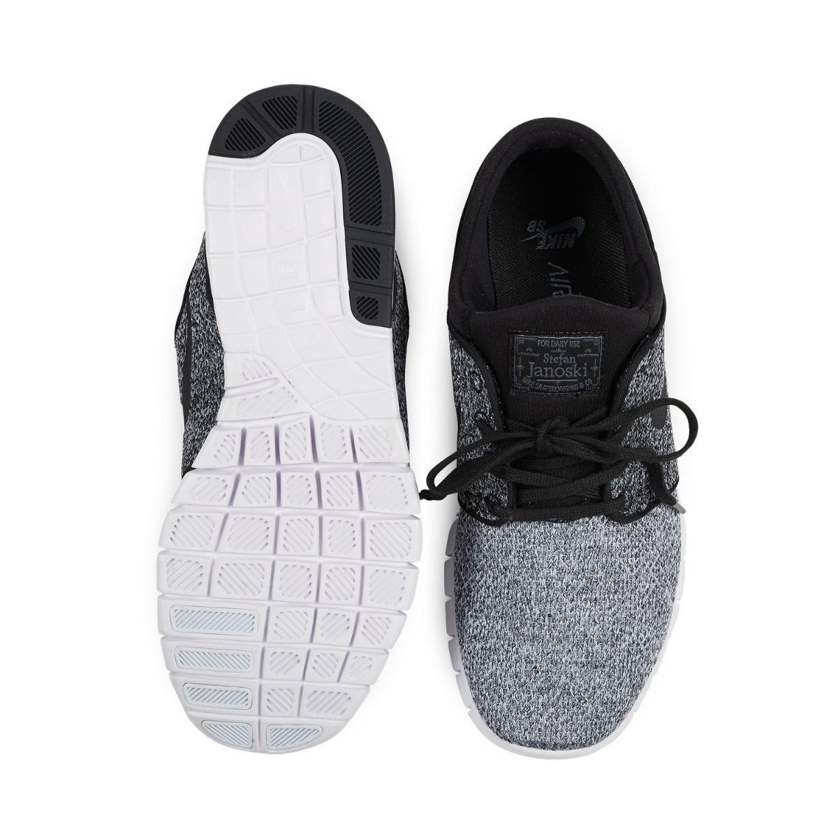 online store 8717f f7ac2 zapatillas nike stefan janoski max negro blanco 102 hombre. Cargando zoom.