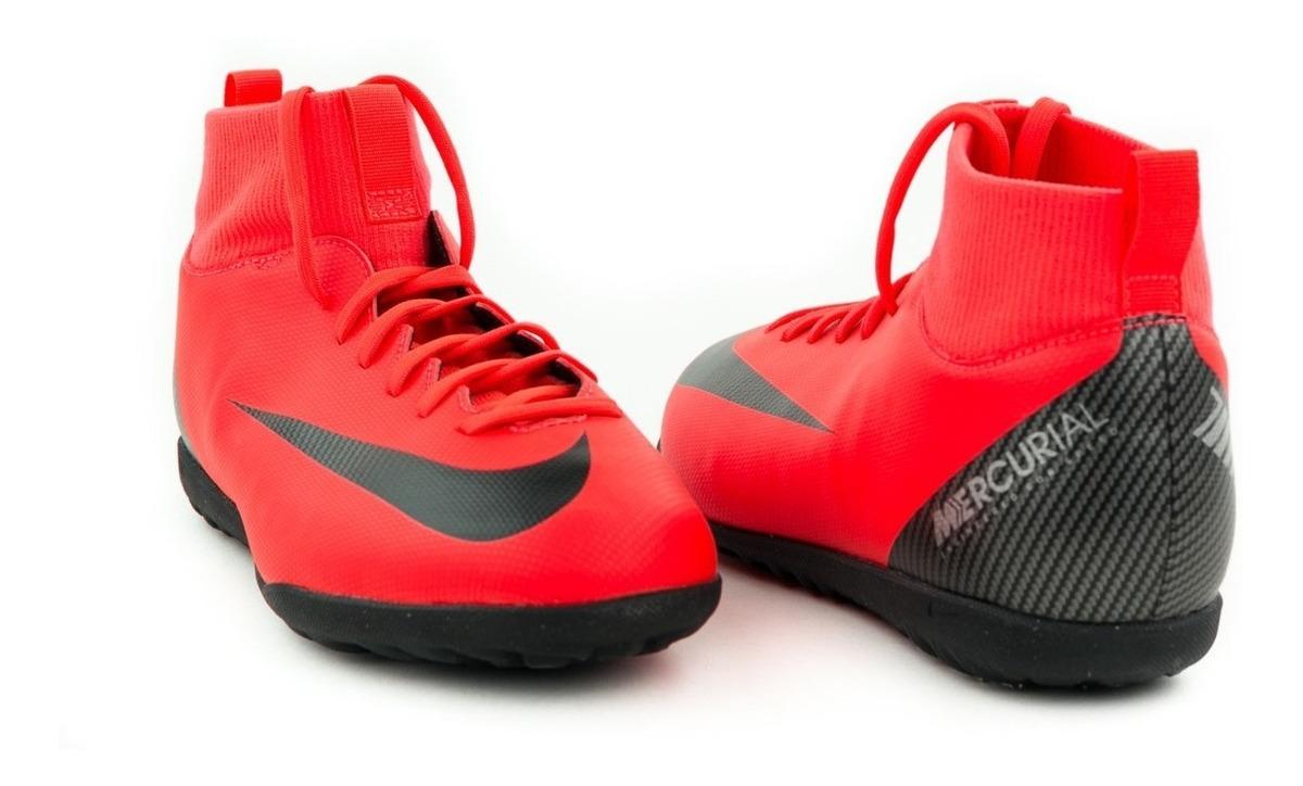 Zapatillas Nike Superfly 6 Cr7 Rojo Niño Rincón Del Fútbol