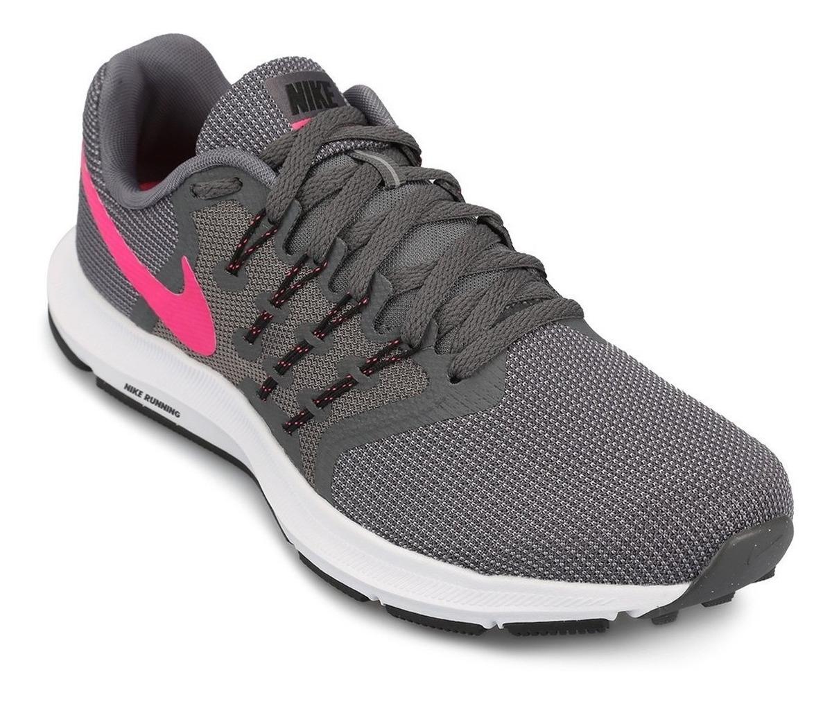 zapatillas nike mujer running negras