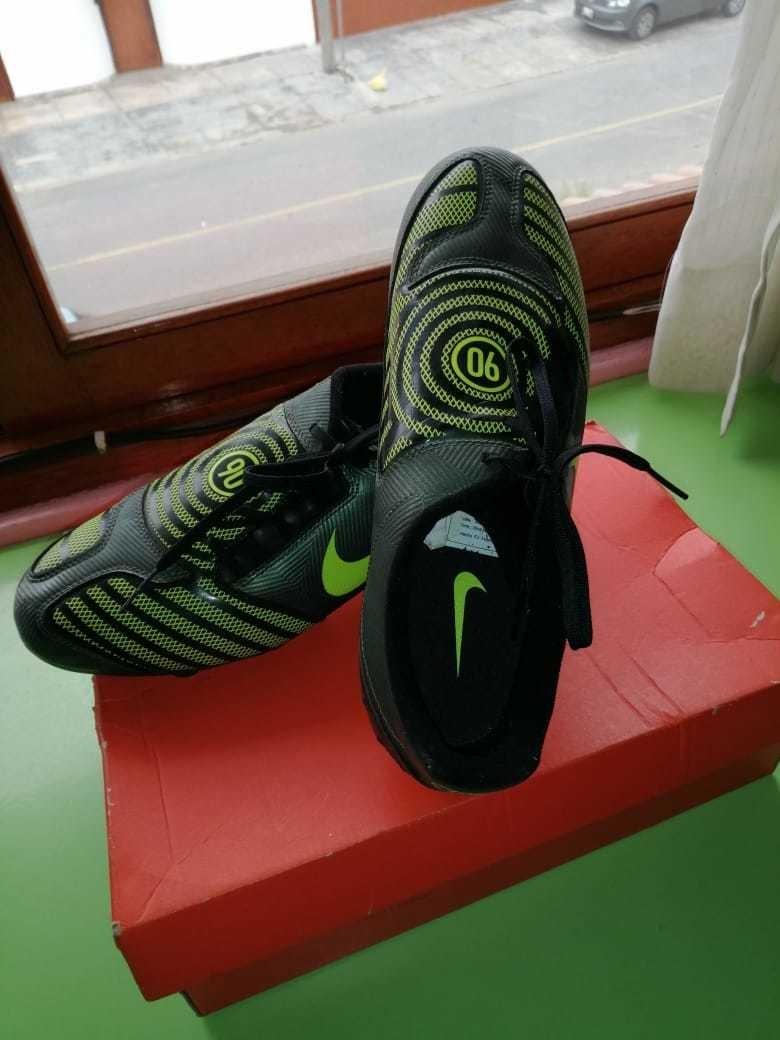 Zapatillas Nike T90 (fútbol De Grass) 9.5 Us,