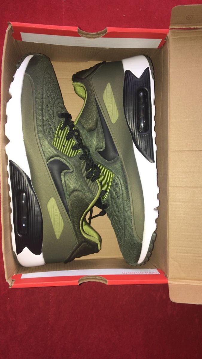 Cajas Para Zapatillas Nike Zapatillas Verde en Mercado