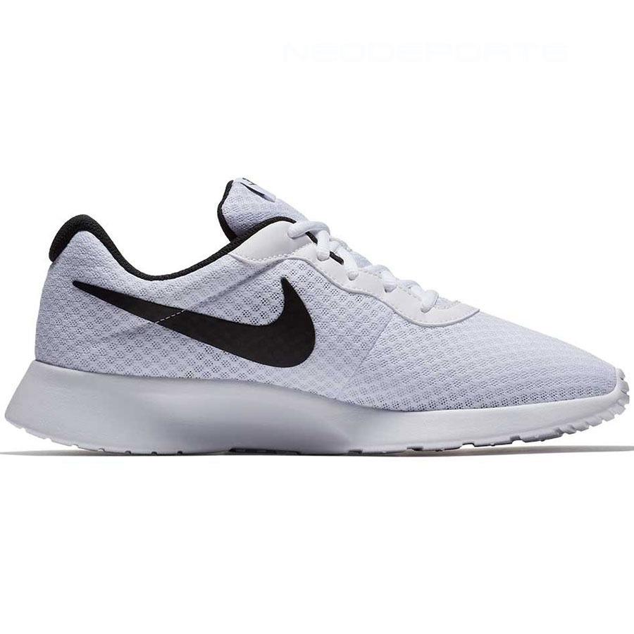 f66b80b151b ... zapatillas nike tanjun color blanco para hombre ndph. Cargando zoom.  Zapatos ...