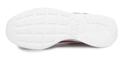 zapatillas nike tanjun mujer - rosa - original