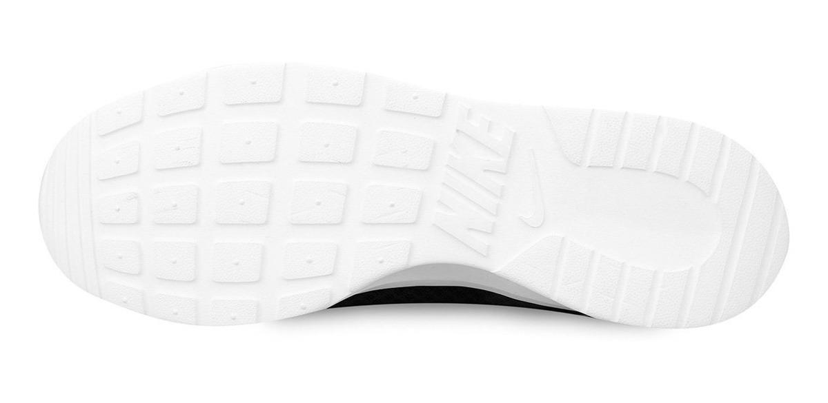 f53e327 zapatillas nike tanjun negro y blanco urbanas mujer