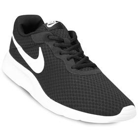 aeae1b37 Zapatillas Bajas Nikes Mujer - Ropa y Accesorios Negro en Mercado ...