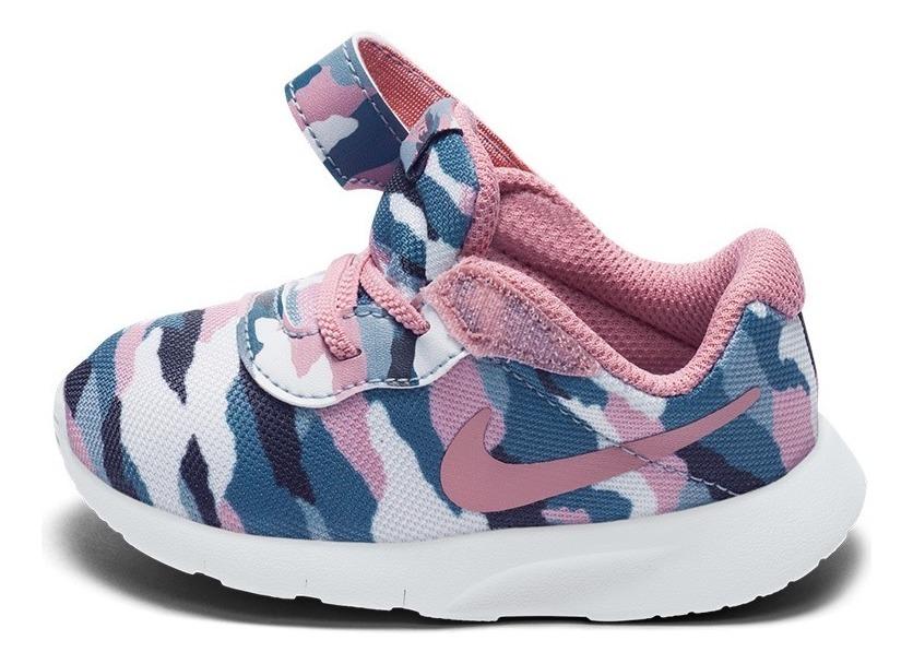 Zapatillas Nike Tanjun Print Bebe 2018321 dx