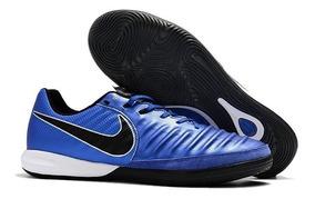 Zapatillas Para Futbol Sintetica Y Nike Sala Tiempo Y6ybg7f
