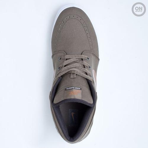 zapatillas nike tipo botas suketo mid canvas