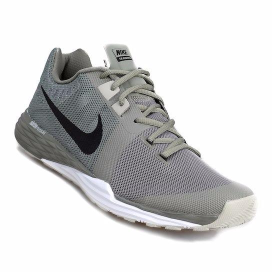 2611486389380 Zapatillas Nike Train Prime Iron Df - Hombre - Gris+negro -   3.798 ...