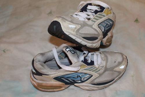 zapatillas nike  usadas talla 7