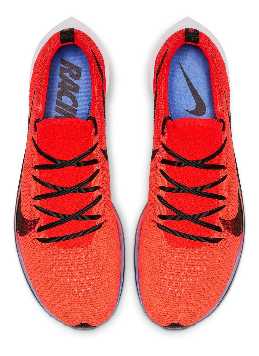 Zapatillas Nike Vaporfly 4% Flyknit Mujer Running Originales