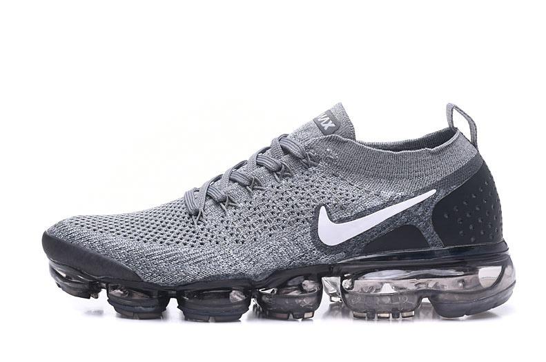 Vapormax Interes Sin Zapatillas Nike 2018 Grises kOPZiuXT