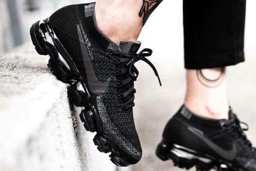 Zapatillas Nike Vapormax Black 2018 En Stock Air Max 90
