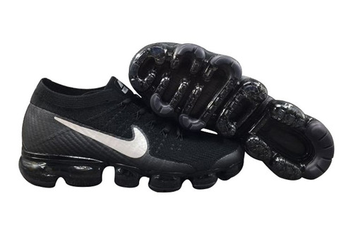 zapatillas nike vapormax color negras