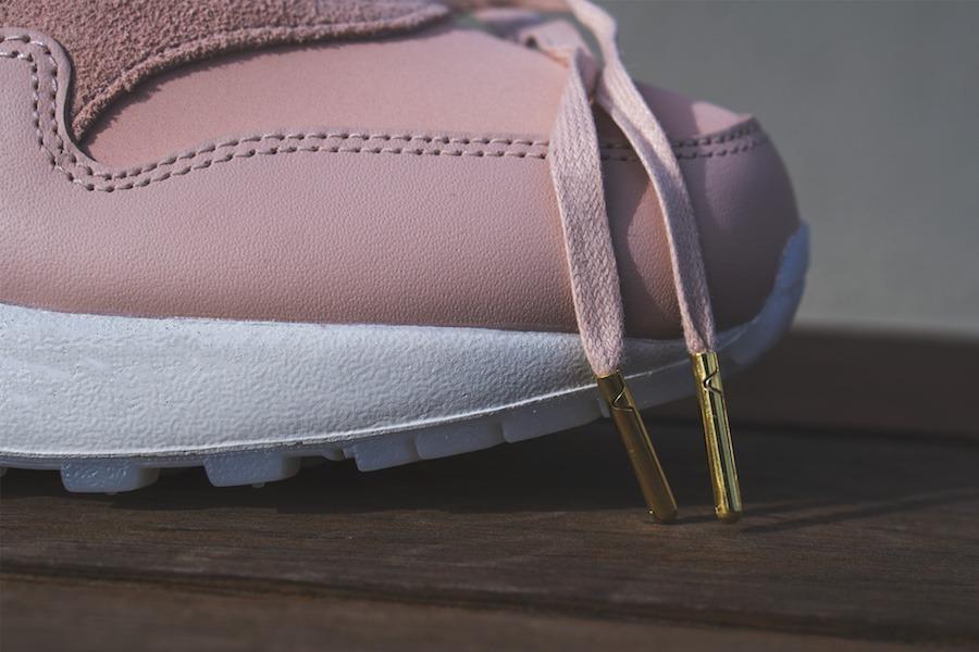 Zapatillas Nike Wmns Air Max 1 Premium Pink Mujer 2018