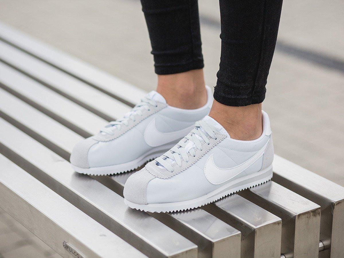 Zapatillas Nike Wmns Cortez Nylon Original Para Mujer