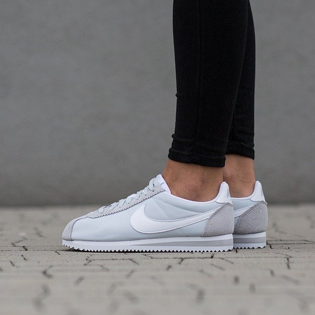 nike cortez mujer gris