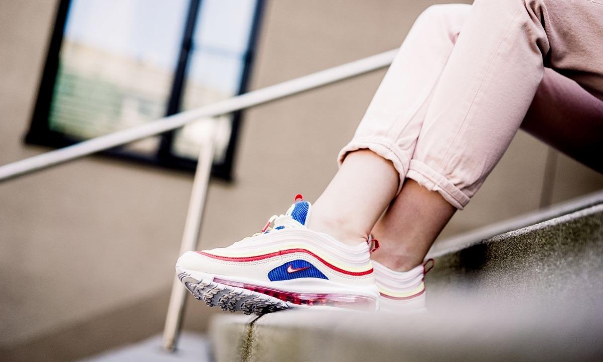 kody kuponów oficjalne zdjęcia na sprzedaż online Zapatillas Nike Womens Air Max 97 Se Corduroy