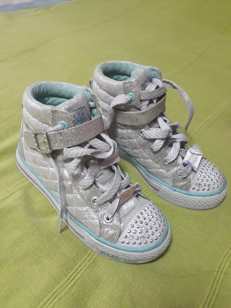 zapatillas niña nike 32