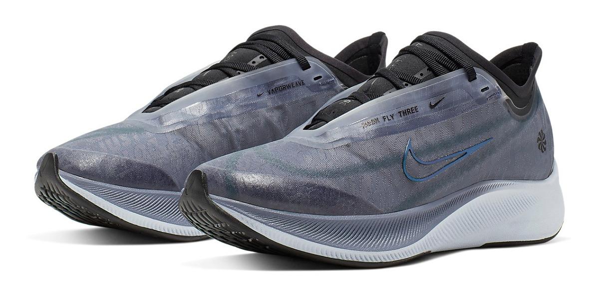 Zapatillas Nike Zoom Fly 3 Rise Mujer Running Originales