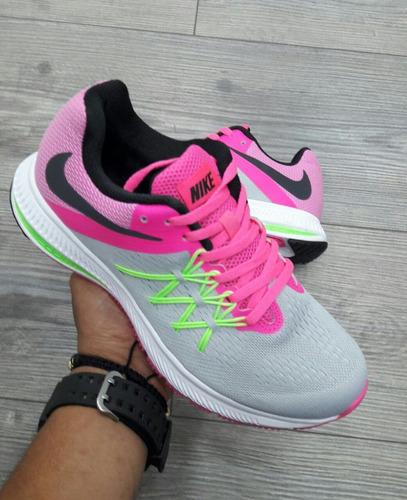 zapatillas nike zoom para dama tenis ejercicio