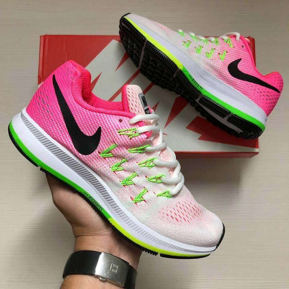 Zapatillas Nike Zoom Pegasus Para Dama 100% Originales