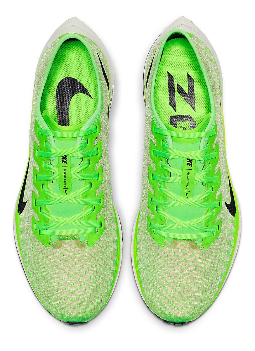 Zapatillas Nike Zoom Pegasus Turbo 2 Running Originales