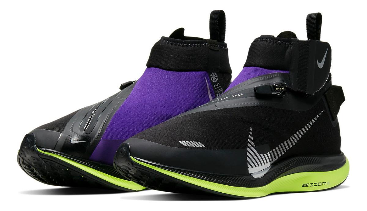 Zapatillas Nike Zoom Pegasus Turbo Shield Running Originales