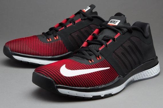 Zapatillas Nike Zoom Speed Tr3 Red  Crossfit  Oferta  00
