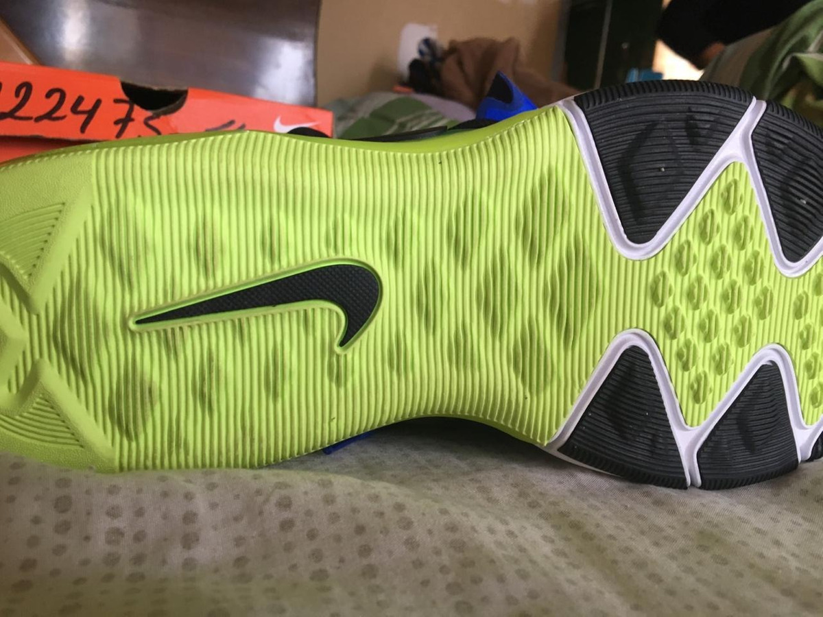 Zapatillas Nike Zoom Train Complete 2