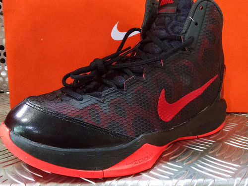 zapatillas nike zoom without a doubt basquet 749432-200