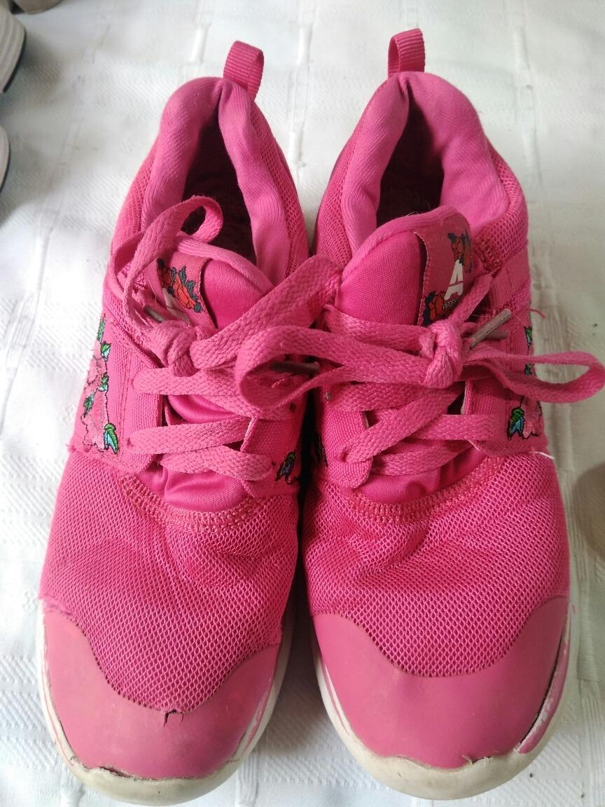 zapatillas niña nike 35