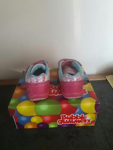 zapatillas niña bubble gummers n°21