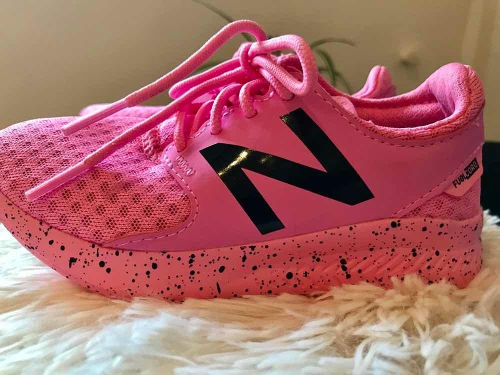 zapatillas de niñas new balance