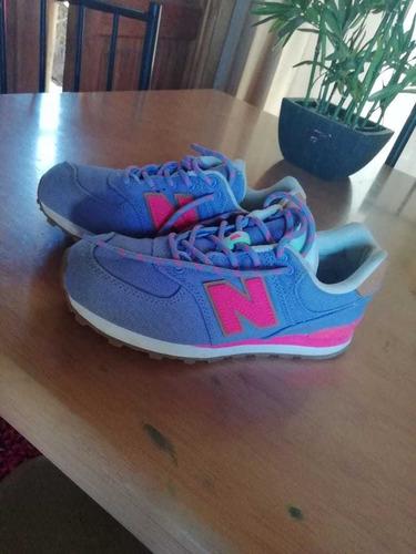 zapatillas nina new balance nueva