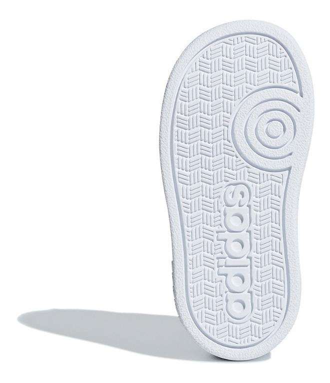 zapatillas adidas advantage niño negras