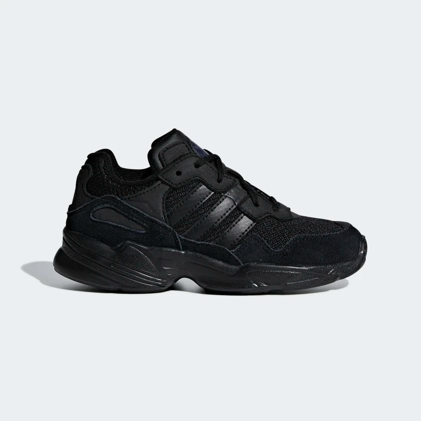 adidas zapatillas niño negras